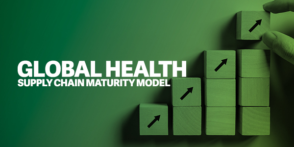 Global Health Supply Chain Maturity Model