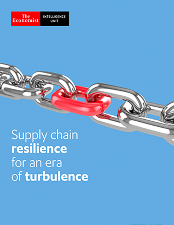 Supply Chain Resilience for an Era of Turbulence