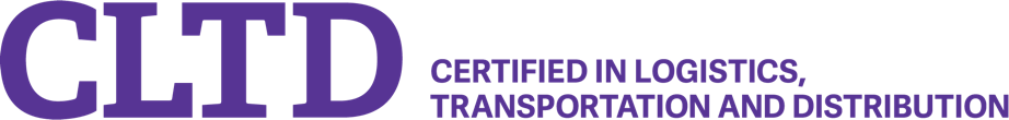 Certified in Logistics, Transportation and Distribution