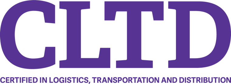 Certified in Logistics, Transportation and Distribution (CLTD)