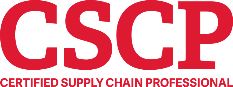 Certified Supply Chain Professional (CSCP)